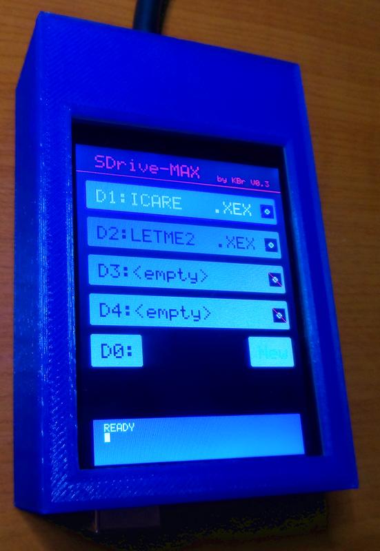SDriveMAX v krabičke