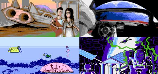 Forever 2018 Atari compo results